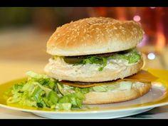 Como Hacer la Hamburguesa Big Mac de McDonalds