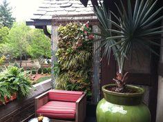 garden grow, vertic garden, urban balconi, citi garden, garden idea