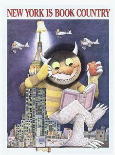 Maurice Sendak poster