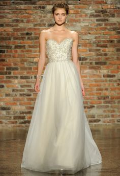Jim Hjelm Fall 2014 Wedding Dresses