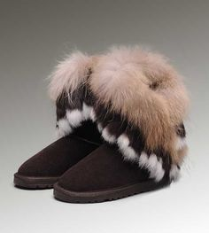 Cheap Uggs Fox Fur Short 8288 Boots For Women [UGG UK 224] - $180.00 : Cheap UGGs Boots Store Save up to 60%!, Ever comfortable and warm like in heaven, UGG Boots are enjoying an overwhelming popularity all over the world at present.Cheap UGG US Outlet onsale