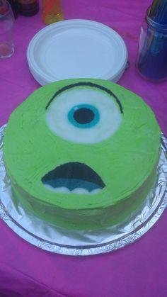 Mike Wazowski Cake Pan