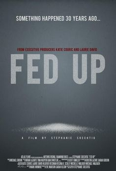 Fed Up Movie Poster