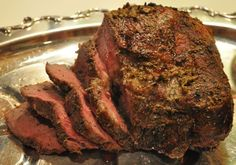 eat beef, roast cook, sirloin tip roast oven, easy food for dinner, roasts, recip food, elegant dinner recipes, sirloin tip roast recipe, sirloin roast