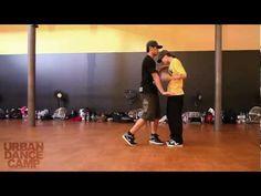 Keone Madrid & Mariel Martin - Don't Stop The Music - Urban Dance Camp 2011