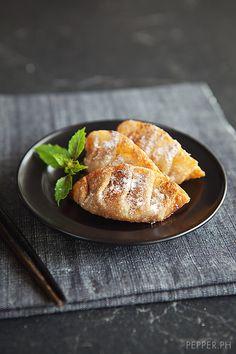 Deep-Fried Cinnamon Apple Dumplings | Pepper.ph