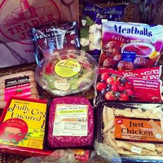 Just Jessie B: What I Bought: Trader Joe's (Shopping ideas for gluten-free, dairy-free, soy-free, low-carb, no refined sugar; Paleo eaters)