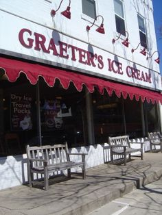 Graeter's Ice Cream Cincinnati Ohio