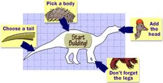 Build a Dinosaur from Scholastic