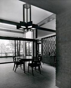 Robert C.Metcalf - House for Professor & Mrs. Keeve M. Siegel - 1966