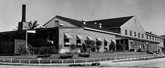 Commissary, Fort Des Moines, during WWII. During WWII the post was home to thousands of WAC's - women Army officers