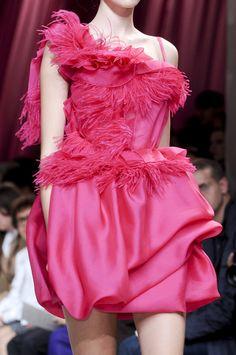 Nina Ricci S/S 2011, Paris Fashion Week