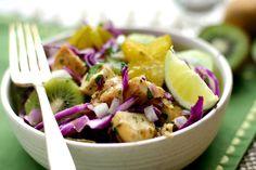 kiwi chicken salad