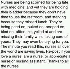 life, job, inspir, true, nurs stuff, nursing, quot, nurs rock, thing
