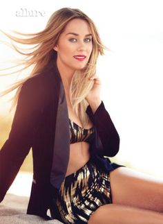 Lauren Conrad x Allure {November 2012}