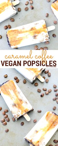 Caramel Coffee Vegan