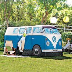 Volkswagen Camper Tent, VW Tent, Camping | Solutions