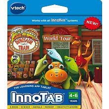 Vtech InnoTab Learning Game Cartridge - Dinosaur Train