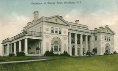 Mansions of the Gilded Age: Gatsby's Mansions