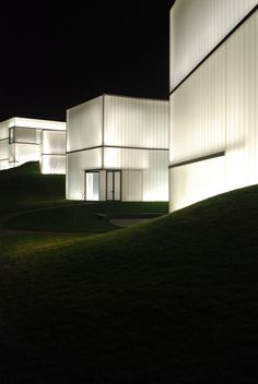 Nelson Atkins Museum, Steven Holl, Kansas City, Kansas by marcteer, via Flickr