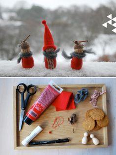 Danish elves The Hou