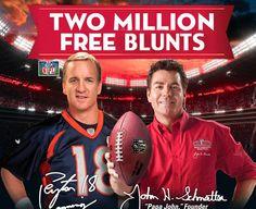 Peyton To Give Away 200 Free Blunts