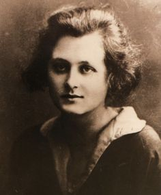 Milena Jesenska,  Czech journalist, writer, editor and translator, who refused to abandon her Jewish friends and was deported with several of them to Ravensbruck concentration camp, where she died.