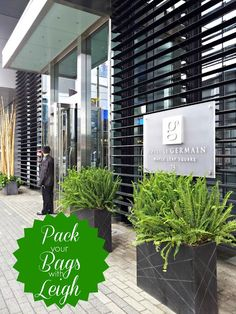 Pack Your Bags: Hotel Le Germain Maple Leaf Square in Toronto, Canada (Ontario)