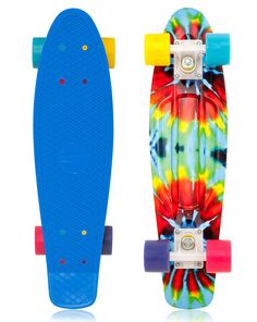 Penny Skateboards Tie Dye New For Christmas