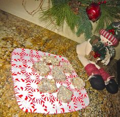 Serving Tray:   Turn mints into a serving tray! Just arrange on a cookie sheet lined with parchment paper, and bake at 350 for 8-10 minutes. Then let completely cool at room temperature. After your party, break and keep in a candy jar! Great idea for a plate of cookies you don't have to get back. Love this for delivering Christmas cookies.