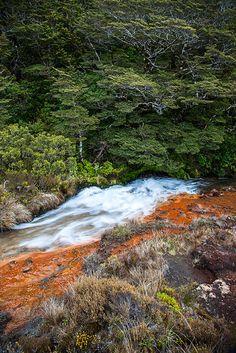 Tongariro National Park - New Zealand