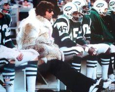 Joe Namath, New York Jets, 1970's