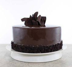 Yummy Large Chocolate Cake | Birthday Cakes, Chocolate Cakes | Beautiful Cake Pictures