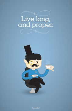 Lol, Spock with a mustache