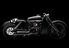 Club Black Harley Davidson Sportster