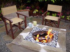 8 DIY fire pit designs