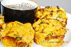 Cauliflower and Pumpkin Muffins :: Foreverfit.tv
