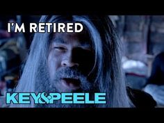 Key & Peele: Retired Assassin. Can't stop laughing.
