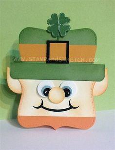 WT413 Leprechaun Cutie
