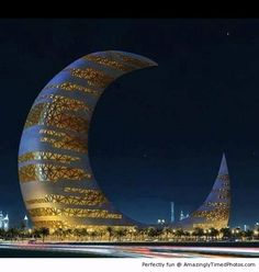 Moon Tower, Dubai