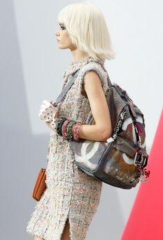 morefashion detail, 2014 trend, chanel ss14, bags trend, spring summer, chanel spring, 2014 rtw, spring 2014, rtw spring