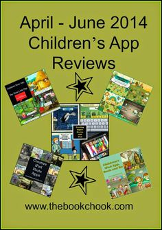 The Book Chook: April - June 2014 Children's App Reviews and Articles at The Book Chook. Includes long list of apps kids can use to tell digital stories, several creative photo apps, and individual app reviews that encourage kids to create or learn.