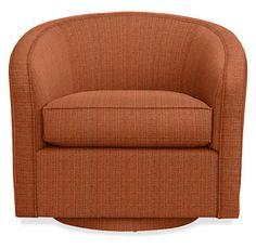 Amos Swivel Chair - Chairs - Living - Room & Board