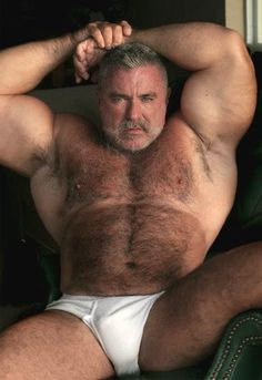 Gay Fetish XXX   Hairy Muscle Bears Barebacking And Cumming