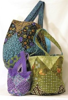 FREE Schlep Bag Pattern   Heirloom Creations