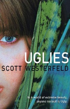 "The Uglies (series) by Scott Westerfeld | Tally is about to turn 16, and she can't wait. In Tally's world, your 16th birthday brings an operation that turns you from an ""ugly"" into a stunningly attractive ""pretty"" and catapults you into a high-tech paradise where your only job is to have a really great time. But Tally's friend would rather risk life on the outside. When Shay runs away, Tally learns about a whole new side of the pretty world and it isn't very pretty."