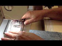 Bernina Circular Embroidery Attachment - YouTube