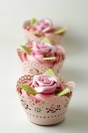 cupcake para bodas vintage - Google Search