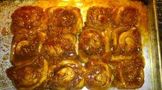 Bacon Sticky Buns