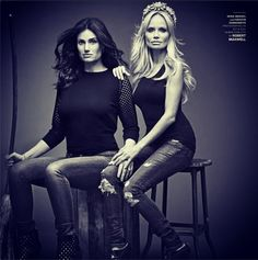 Idina Menzel and Kristin Chenoweth - they will always be THE Elphaba and THE Glinda to me :)